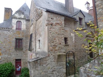 Maisons anciennes à La Roche-Bernard