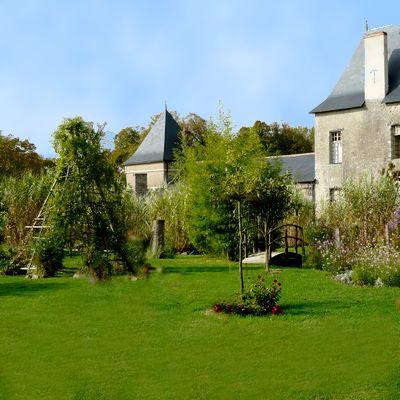 Saffré : le château du XIXe siècle et les jardins