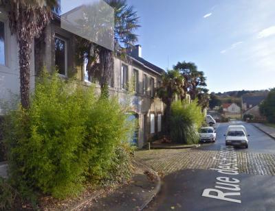 La rue des Écossais à Landerneau