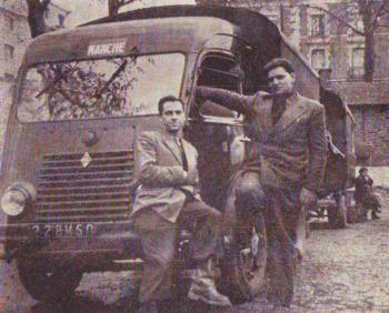 Jean Duville et Mandz