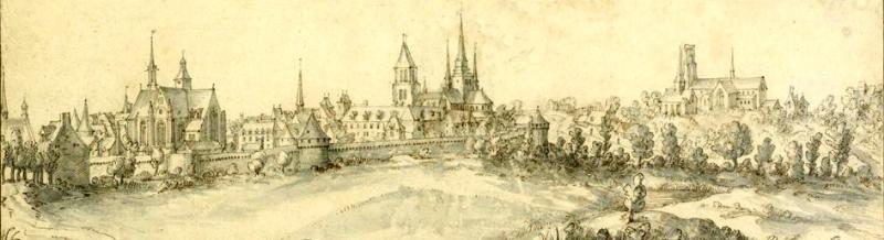Rennes en 1624