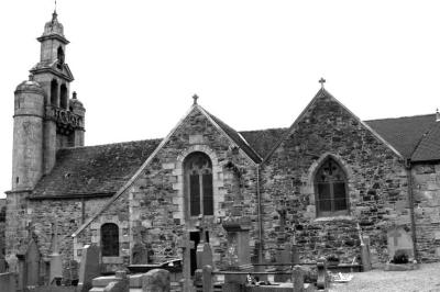 L'église de Saint-Quay-Perros