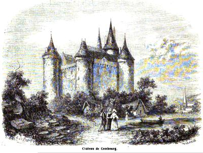 Combourg 1860