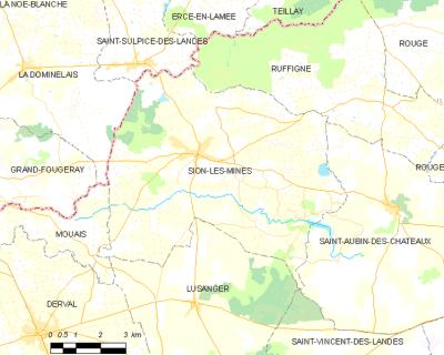 Carte Wikicommons 400px-Map_commune_FR_insee_code_44197