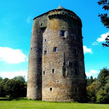 Le donjon du Grand-Fougeray