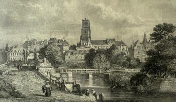 Rennes autrefois