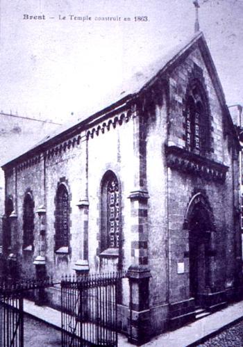 Temple réformé de Brest (1863-1944)