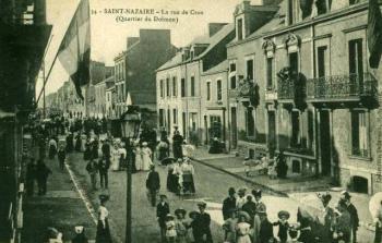 Saint-Nazaire, rue Cran