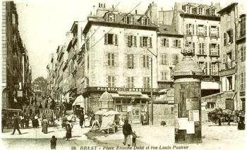 Place Dolet Brest