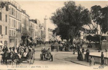 La Rochelle Quai valin