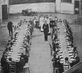 Ecole de garde Fraternité de Nantes