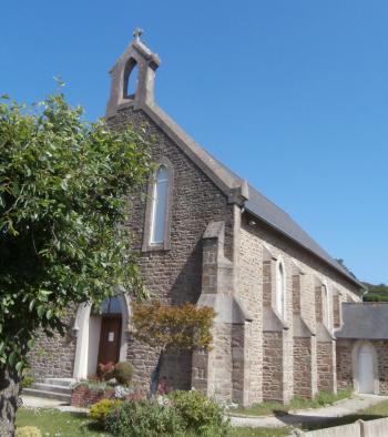 Église protestante évangélique Saint-Lunaire
