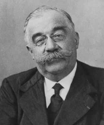 Edouard Bénignus (1881-1947) Cliché sitepasteur.free.fr.