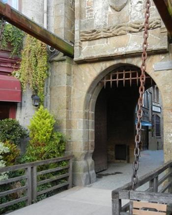 Porte du Roi Mont-Saint-Michel