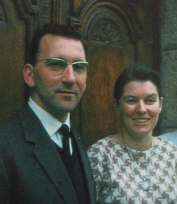 Dimitri et Monique Kakioudjoglou