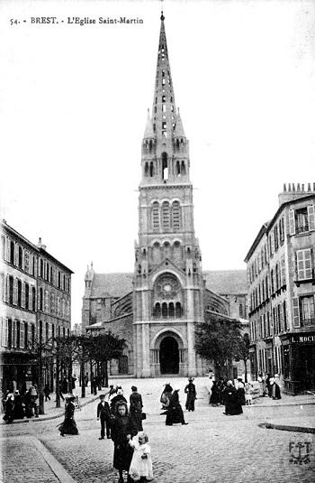 Saint-Martin Brest