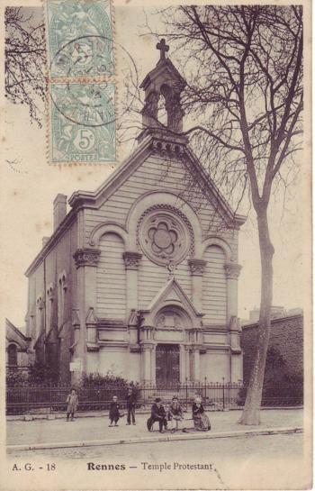 temple Rennes