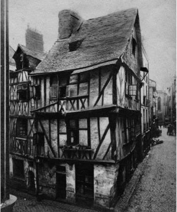 Nantes autrefois