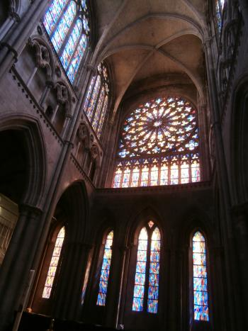 Cathédrale Saint-Vincent par Jean-Yves Carluer