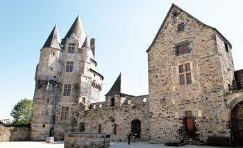 Vitré, le château